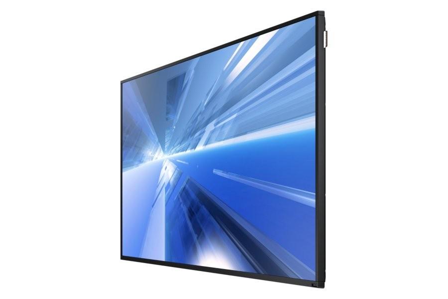 Monitor profissional para aplicação de vitrine digital