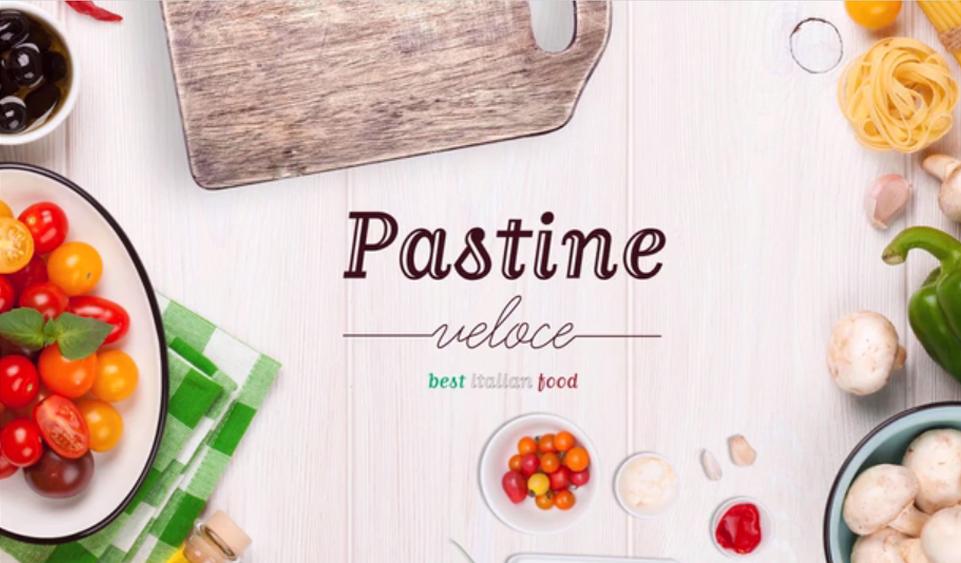 Conheça o conteúdo utilizado no Menu Board Digital da Pastine
