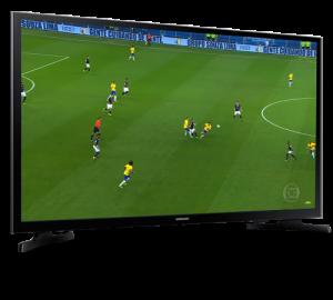 Com a Business TV você pode transmitir sua programação normal de TV